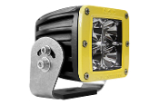 D Series, Dually-Flood Heavy Duty Yellow