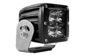 D Series, Dually-Spot Heavy Duty Black