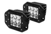 D Series, D2-Driving Flush Mount (Pair)