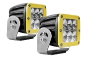D Series, D2-Driving Heavy Duty Yellow (Pair)