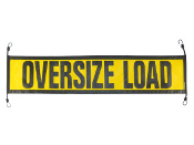 EZ Hook Oversize Load Sign, Escort Size