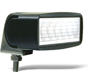 Rec. Clear LED Flood Light, 12-24V, 1,350 Lumens