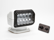 GoLight RadioRay LED 12 Volt, Permanent Mount, Hard Wire Remote