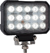6 in. Rectangular LED Flood Light