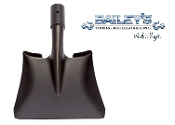 Mag-Lok Interconnectable Square Shovel Head