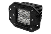 D Series, Dually-Diffused Flush Mount