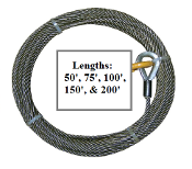 Choose by Winch Line Length