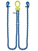 "GrabIQ,G100 1/2"", 16' Double Chain W/Twist Lock Non-Cradle Grab"