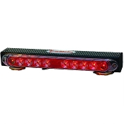 "17"" Wireless Tow Light, Carbon Fiber Finish"