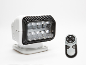 GoLight RadioRay LED 12 Volt, Permanent Mount, Wireless Remote