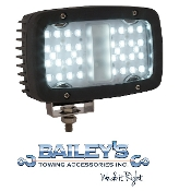 "6.3"" Rectangular LED Clear Flood Light"