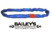 Tuflex Endless Roundsling, 20' Blue