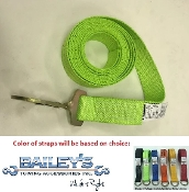 Diamond Weave Rollback TieDown Twisted Snap Hk Replacement Strap