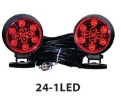 B/A Magnetic Tow Lights, LED